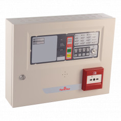 FlameStop 2 Zone Small Conventional Panel with Resettable MCP