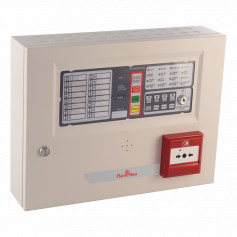 FlameStop 16 Zone Small Conventional Panel with Resettable MCP