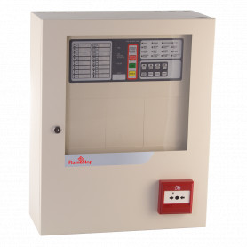 FlameStop 16 Zone Large Conventional Panel with Resettable MCP