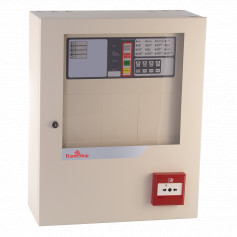 FlameStop 4 Zone Large Conventional Panel with Resettable MCP