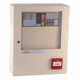 FlameStop 8 Zone Large Conventional Panel with Resettable MCP
