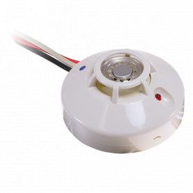 System Sensor Conventional Type B Heat Detector & Base