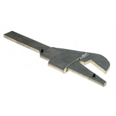 Adjustable Wrench for CO2 head removal