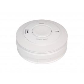 240V Photoelectric Smoke Alarm with 10 Year Lithium Backup Battery