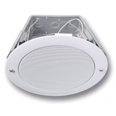 10 Watt Vandal Resistant Flush Mount Speaker