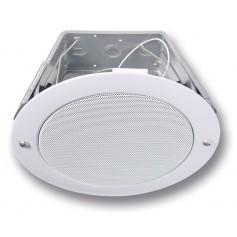 10 Watt Vandal Resistant Flush Mount Speaker