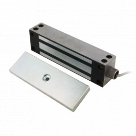 Weather Resistant Electro Magnetic Gate Lock - Up to 630kg holding force