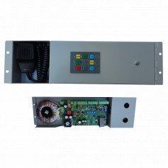 "40 Watt 19"" Rack-Mount Occupant Warning System Amplifier"