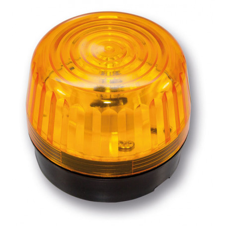 Amber 24 VDC Strobe - 250mA
