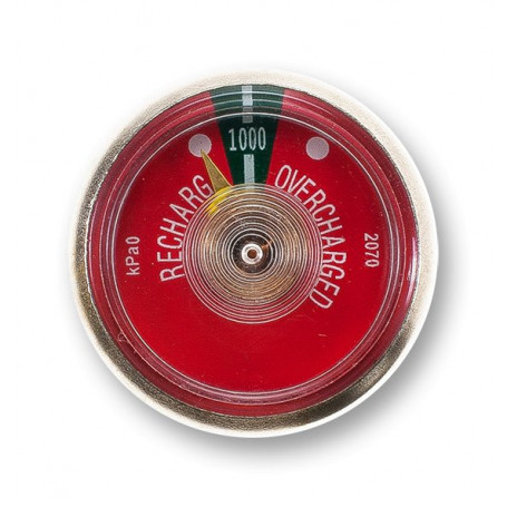 1000kPa Large Face Gauge