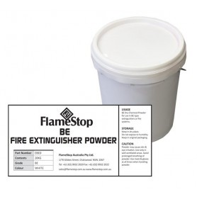 BE Premium Extinguisher Powder 20kg Drum