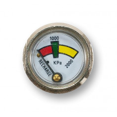 1000kPa Small Face Gauge