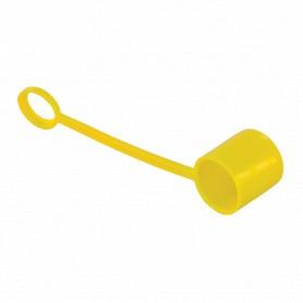 FlameStop Yellow Eyewash Cap for G9EYE