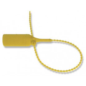 Security Tie - Yellow
