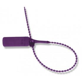 Security Tie - Purple