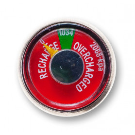 1034kPa Large Face Gauge