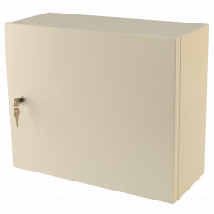 Battery Box to suit FlameStop Addressable Panels - Milk White