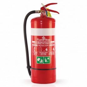 FlameStop 9.0kg BE Powder Type Portable Fire Extinguisher