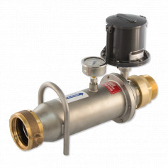 Flamestop Propeller Fire Hydrant Flow Meter