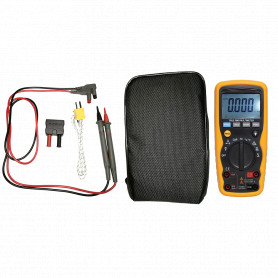 IP67 Waterproof True RMS Digital Multimeter