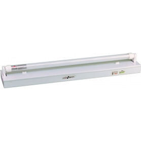 LED 2FT Emergency Batten Bare - Single Batten