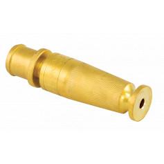 Hose Reel Nozzle - Brass - Twist - 25mm