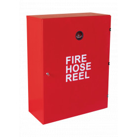 Hose Reel Cabinet - Supplied with 003 Lock and 2 Keys