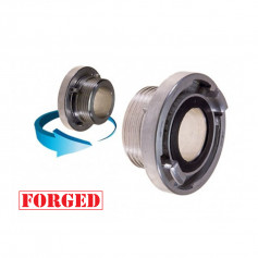 Storz Alloy-Forged Adapter 65mm - 65mm NSW Male