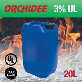 Orchidee 3% AFFF Foam Concentrate 20L Drum