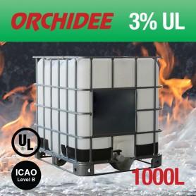 Orchidee 3% AFFF UL Foam Concentrate 1000L Drum