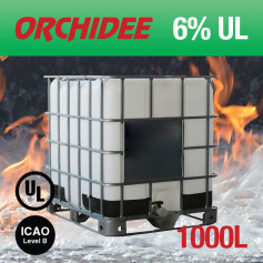 Orchidee 6% AFFF UL Foam Concentrate 1000L Drum