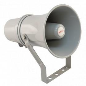AS7240.24 Approved 10 Watt Line Horn Speaker - Grey