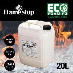 FlameStop Eco Foam F3 - Fluorine Free 20L Drum