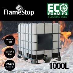FlameStop 3% AFFF Foam Concentrate 1000L Drum
