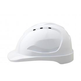Hard Hat (v9) - Vented, 6 Point Push-lock Harness