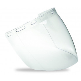 Clear Polycarbonate Visor