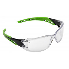 Cirrus Green Arms Safety Glasses Indoor/Outdoor