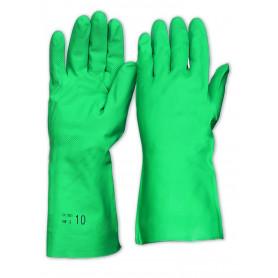 Nitrile Chemical Glove - 33cm - XL