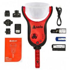 Solo Electronic Smoke Detector Tester Kit
