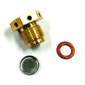 CE Marked Burst Disc Assembly with Cooper Washer