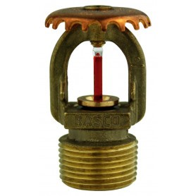 Quick Response Upright Brass Sprinkler - F1FRXLH42