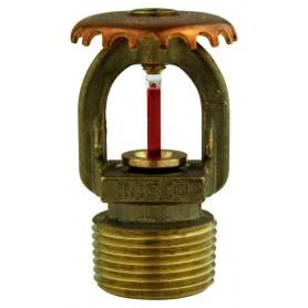 Quick Response Upright Brass Sprinkler - F1FRXLH42