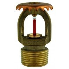 Quick Response Upright Brass Sprinkler - F1FRXLH42 (SIN: RA1423)