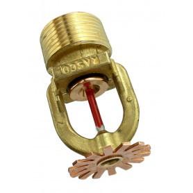 Quick Response Pendent Brass Sprinkler - F1FRXLH42