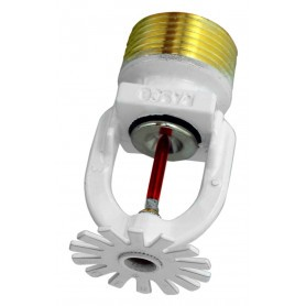 Quick Response Pendent White Sprinkler - F1FRXLH42