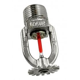 Quick Response Pendent Chrome Sprinkler - F1FR56