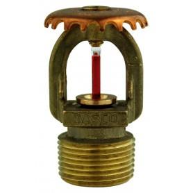 Quick Response Upright Brass Sprinkler - F1FRLO