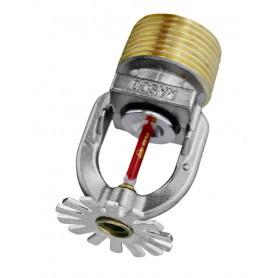 Quick Response Pendent Chrome Sprinkler - F1FRLO