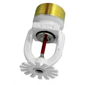 Quick Response Pendent White Sprinkler - F1FRLO
