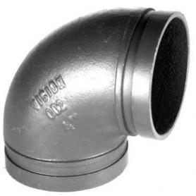 Galvanised - Style 002 90 Degree Elbow (SH)